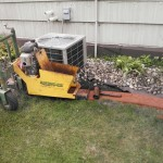 concrete edger landscaping